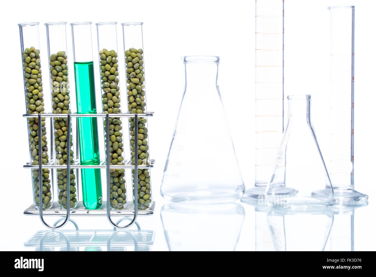 Mung Bean Genetically Modified Plant Cell Biotechnology Stock Photo Tags Of A Diagram
