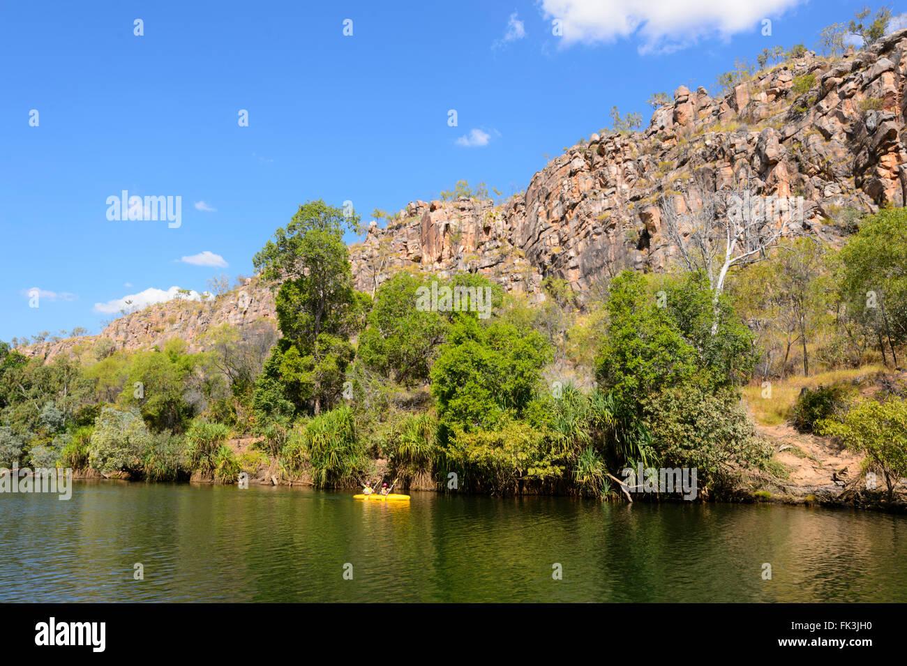 Katherine Gorge, Northern Territory, Australia - Stock Image