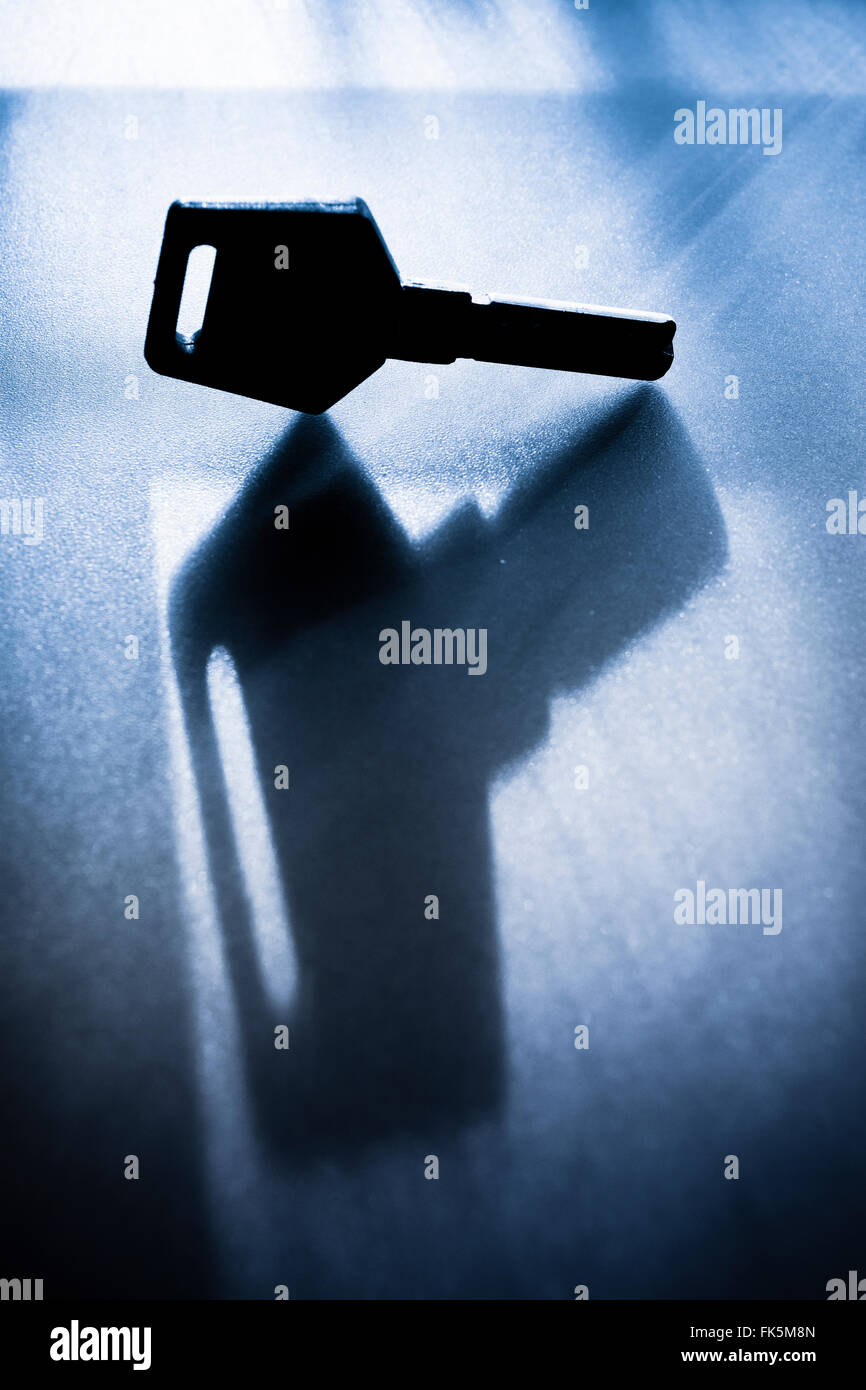 Key - Stock Image