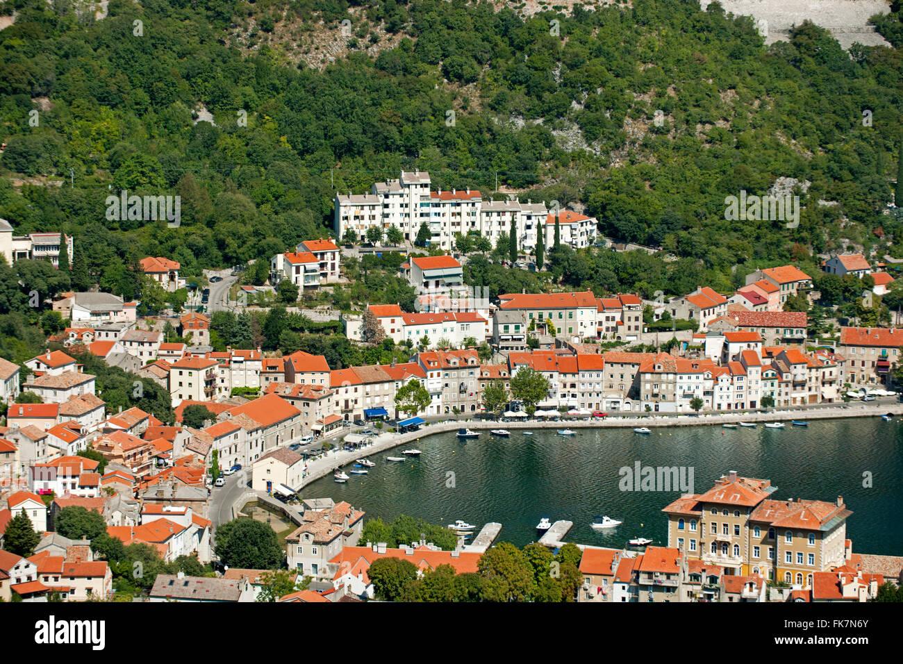 Kroatien, Kvarner Bucht, Bakar - Stock Image