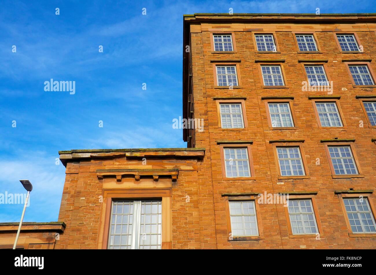 Milford Belper Listed Buildings