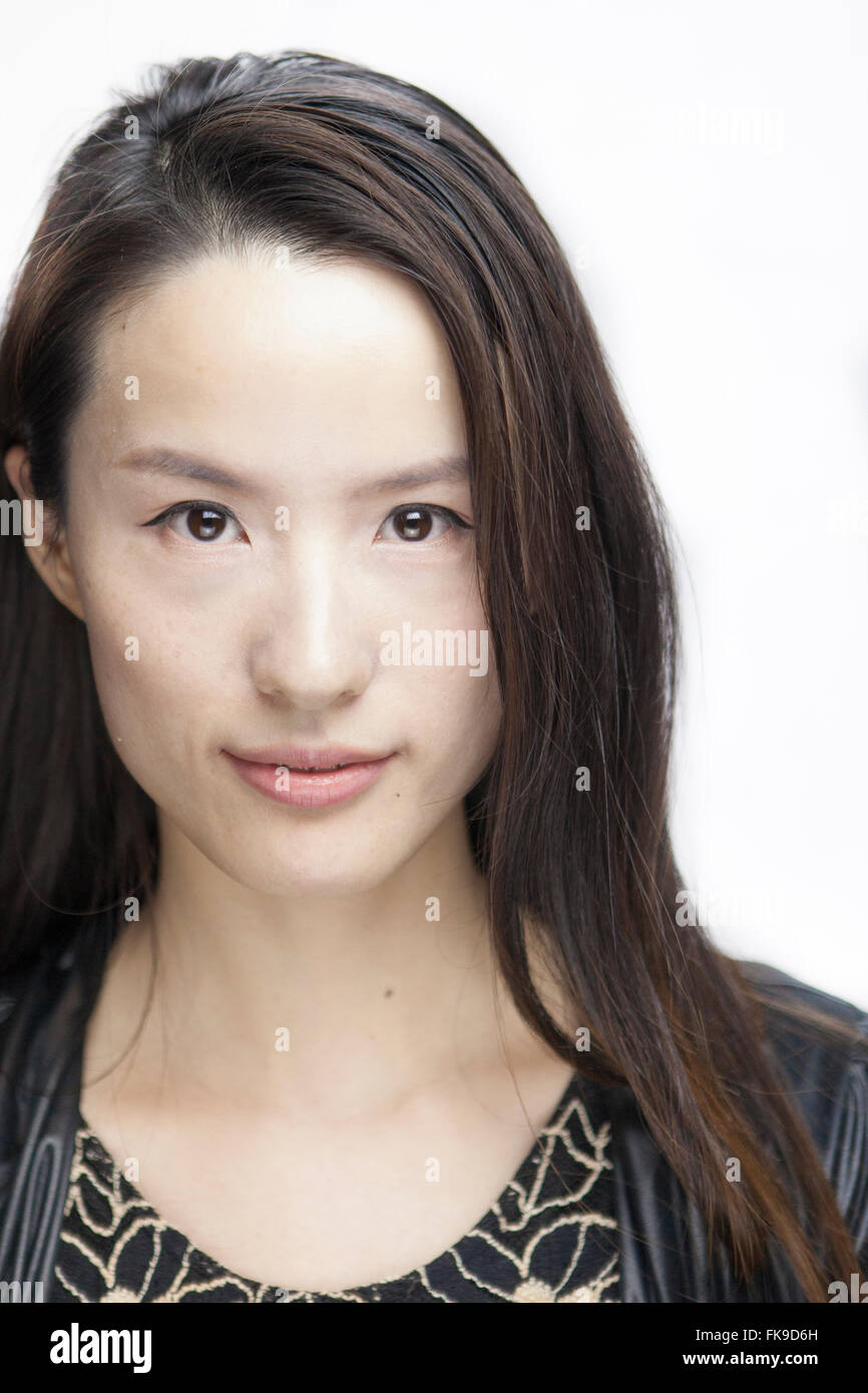 Pictures of asian female that