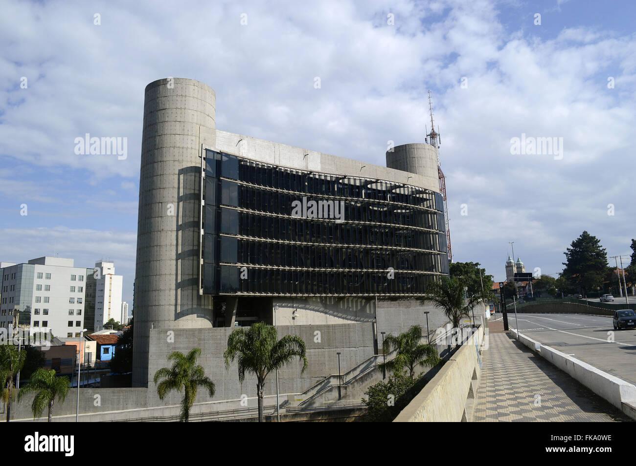 Centro da Cultura Judaica ou Casa de Cultura de Israel - Stock Image