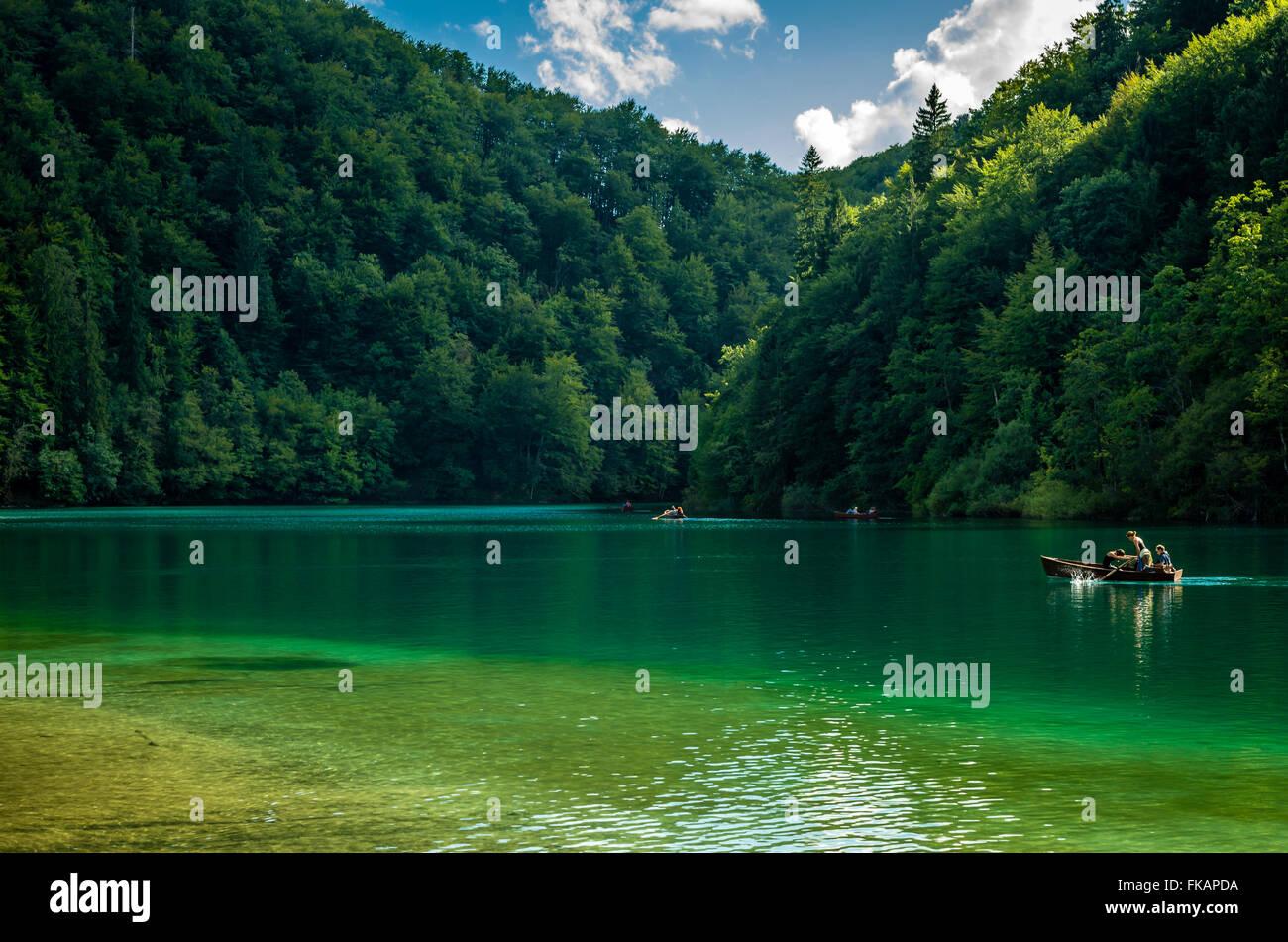 Plitvice lakes - Stock Image