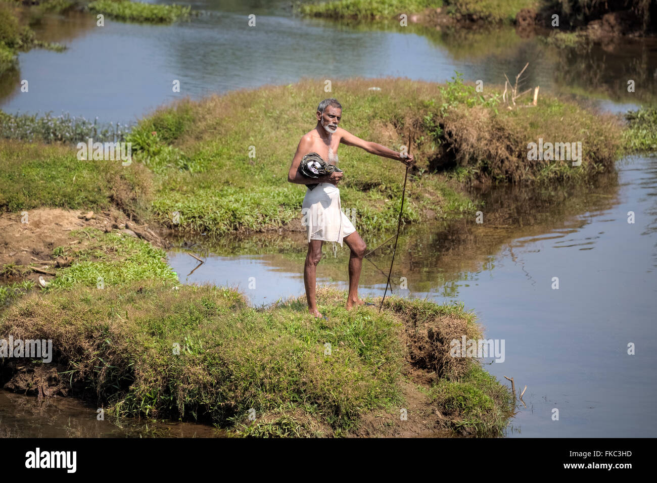 Kerala Man Stock Photos Amp Kerala Man Stock Images Alamy