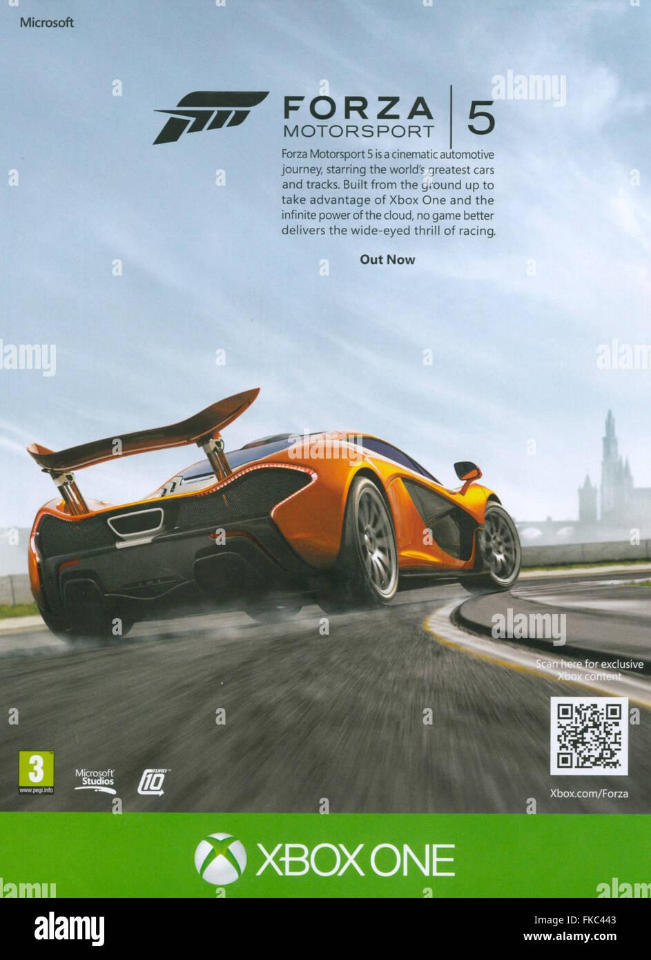 Forza Motorsport Stock Photos & Forza Motorsport Stock
