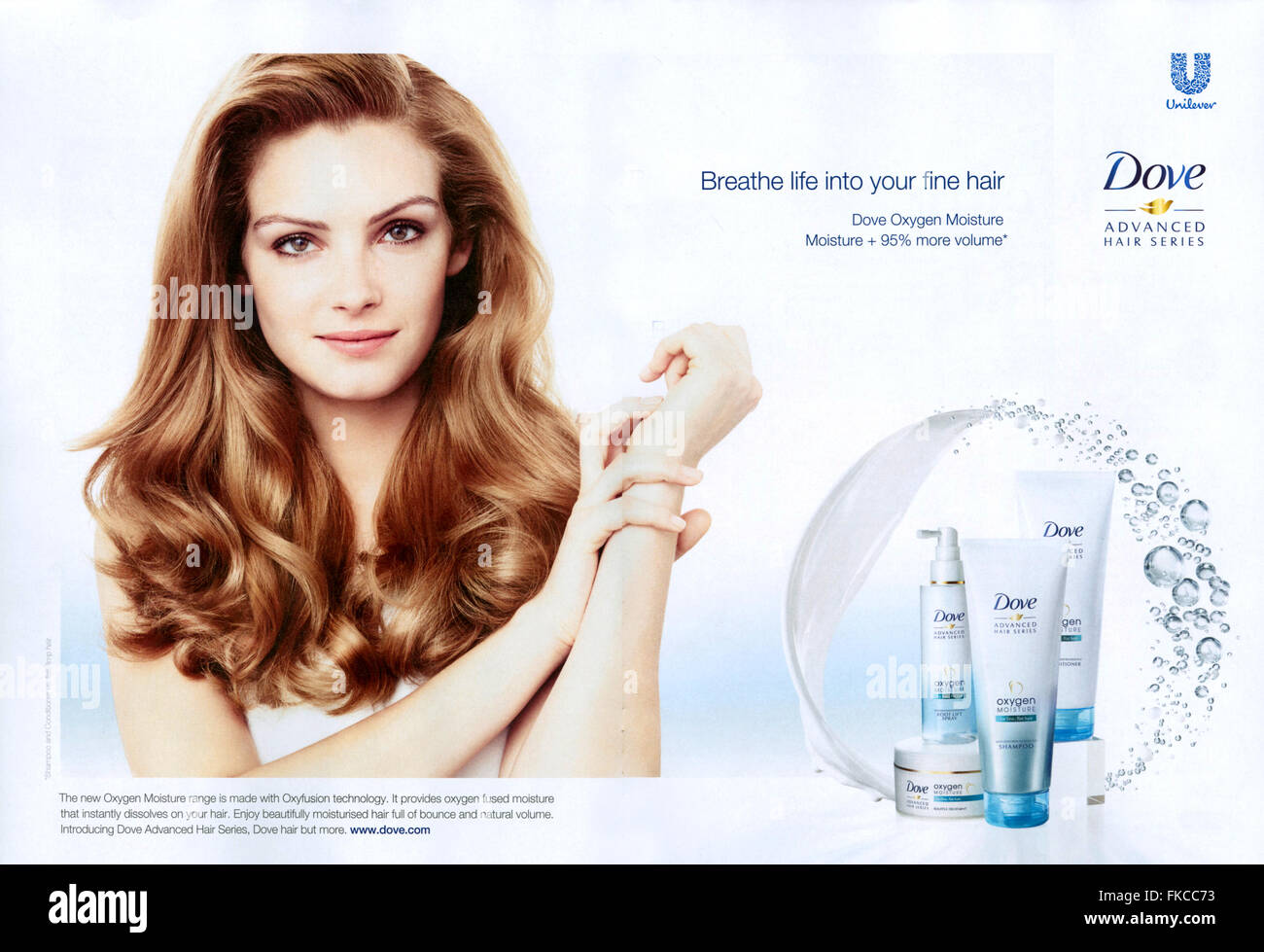 Dove Shampoo High Resolution Stock Photography And Images Alamy