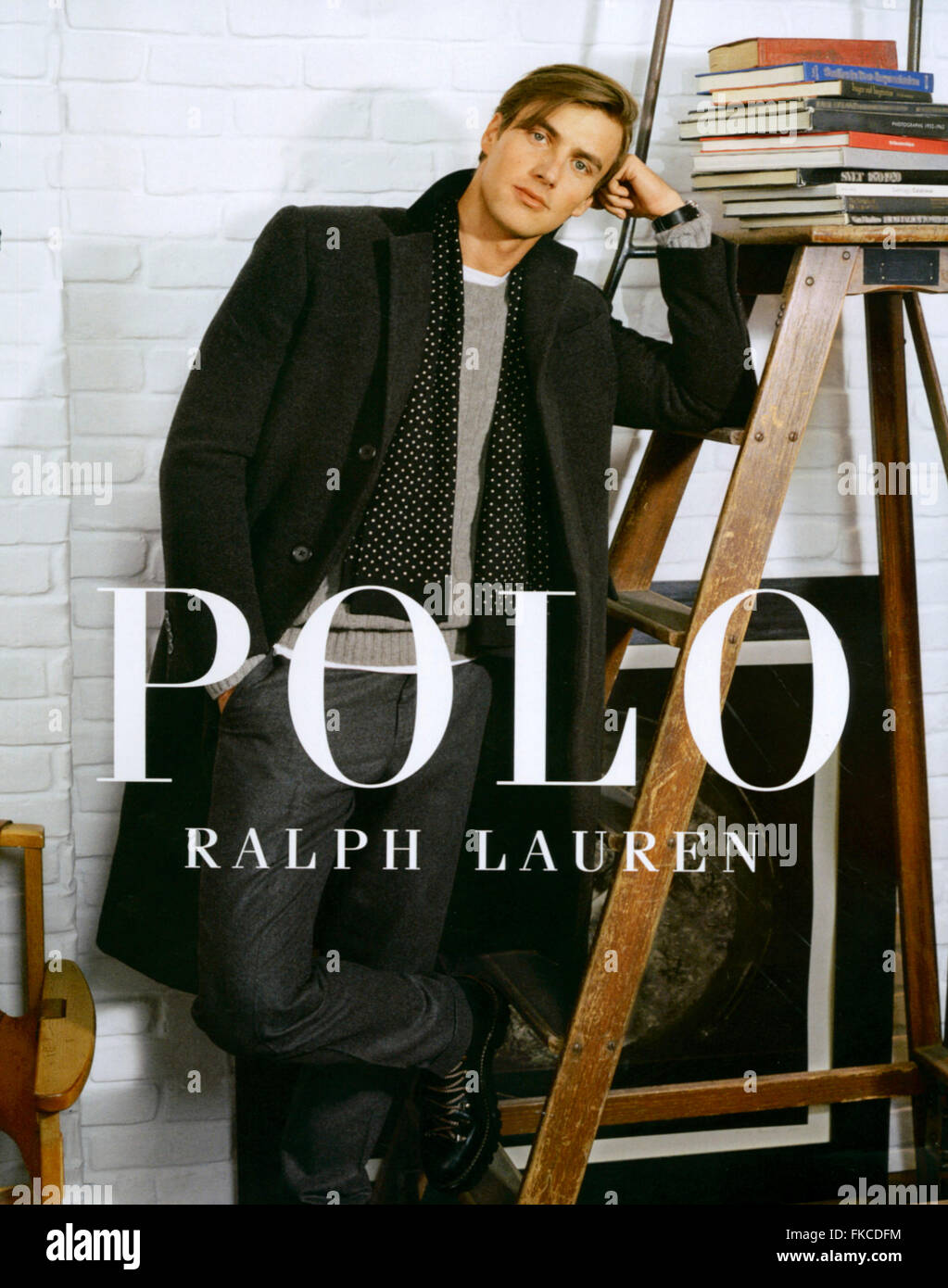 cost charm retail prices outlet on sale Ralph Lauren Advert Stock Photos & Ralph Lauren Advert Stock ...