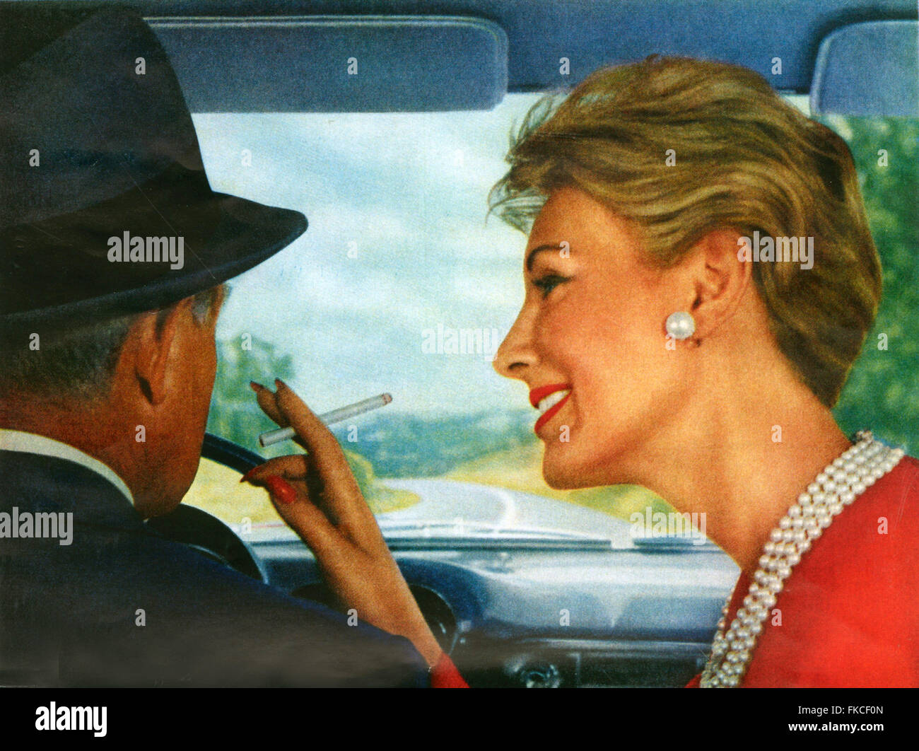 https://c8.alamy.com/comp/FKCF0N/1960s-usa-smoking-magazine-advert-detail-FKCF0N.jpg