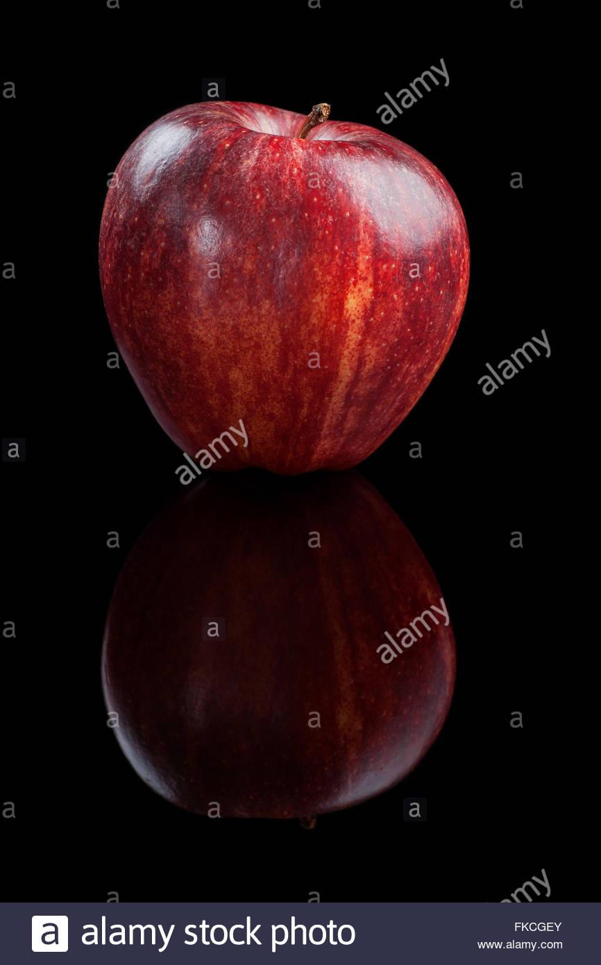 Gala apple - Stock Image