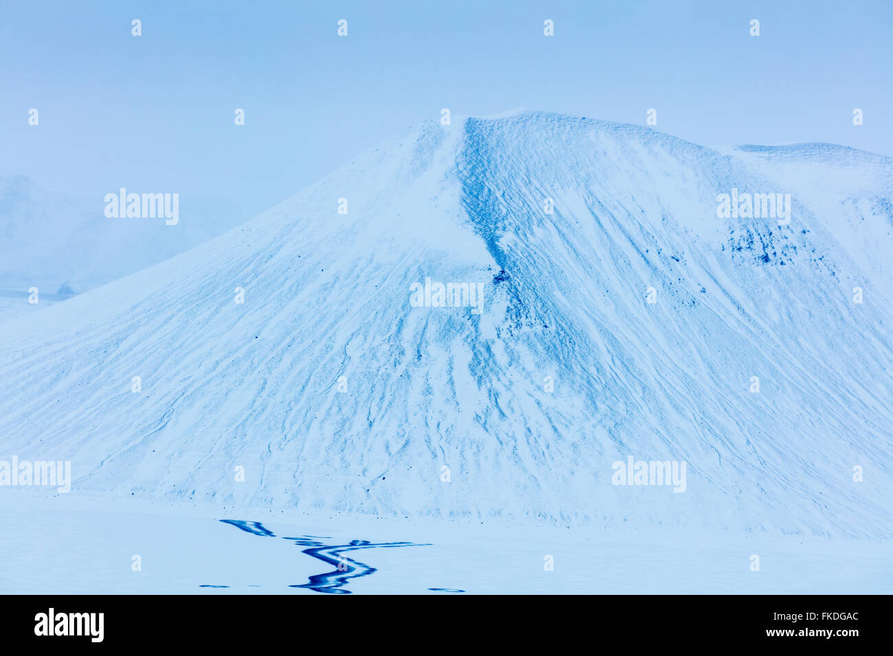 Iceland - Stock Image