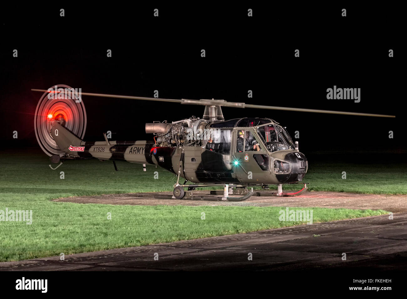 Westland Scout - Stock Image