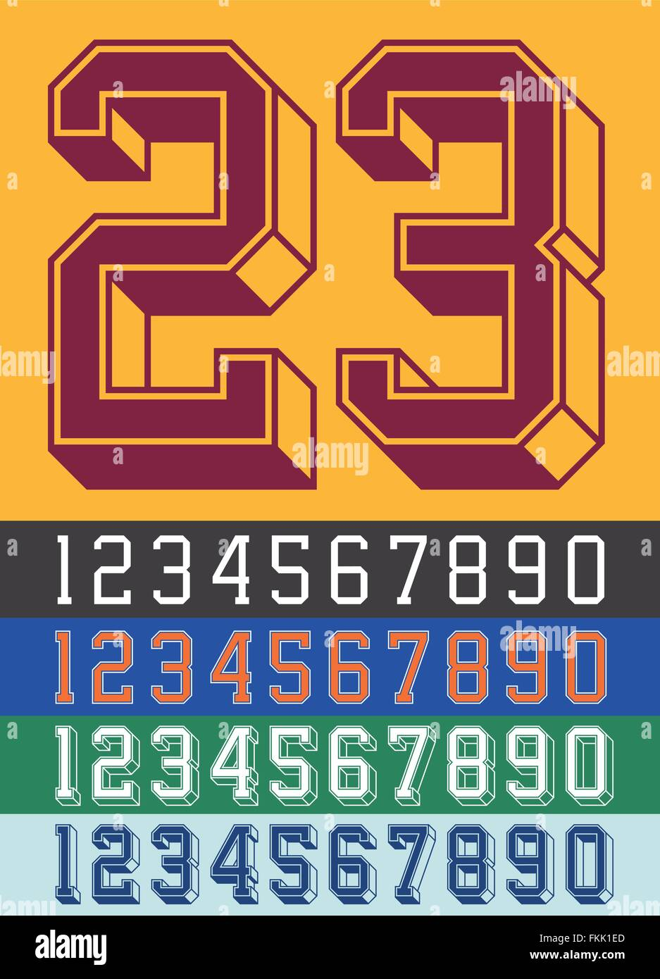 Soccer Jersey Numbers Stock Photos Amp Soccer Jersey Numbers
