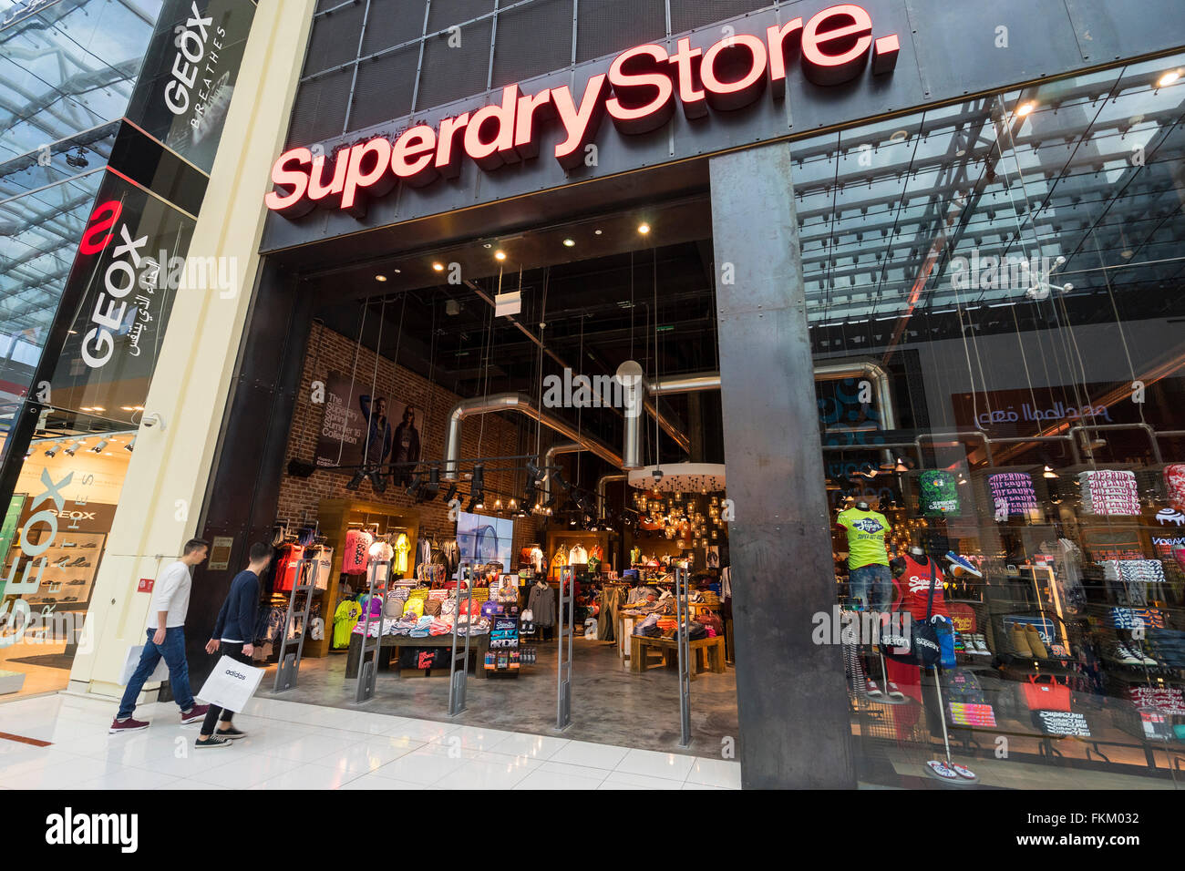 newest 35973 b5700 Superdry Store Stock Photos & Superdry Store Stock Images ...