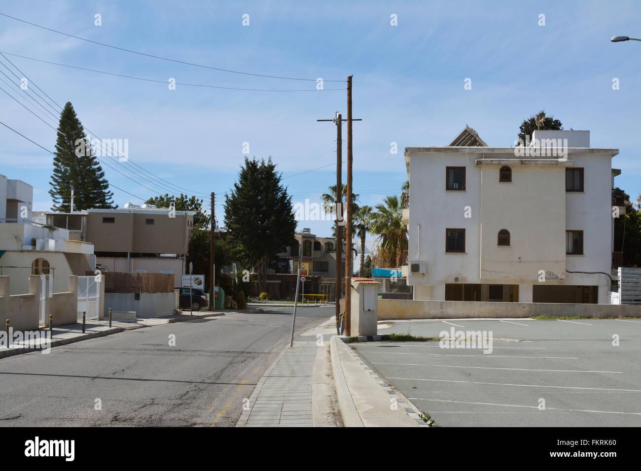 Cyprus - Sense of Place - Stock Image