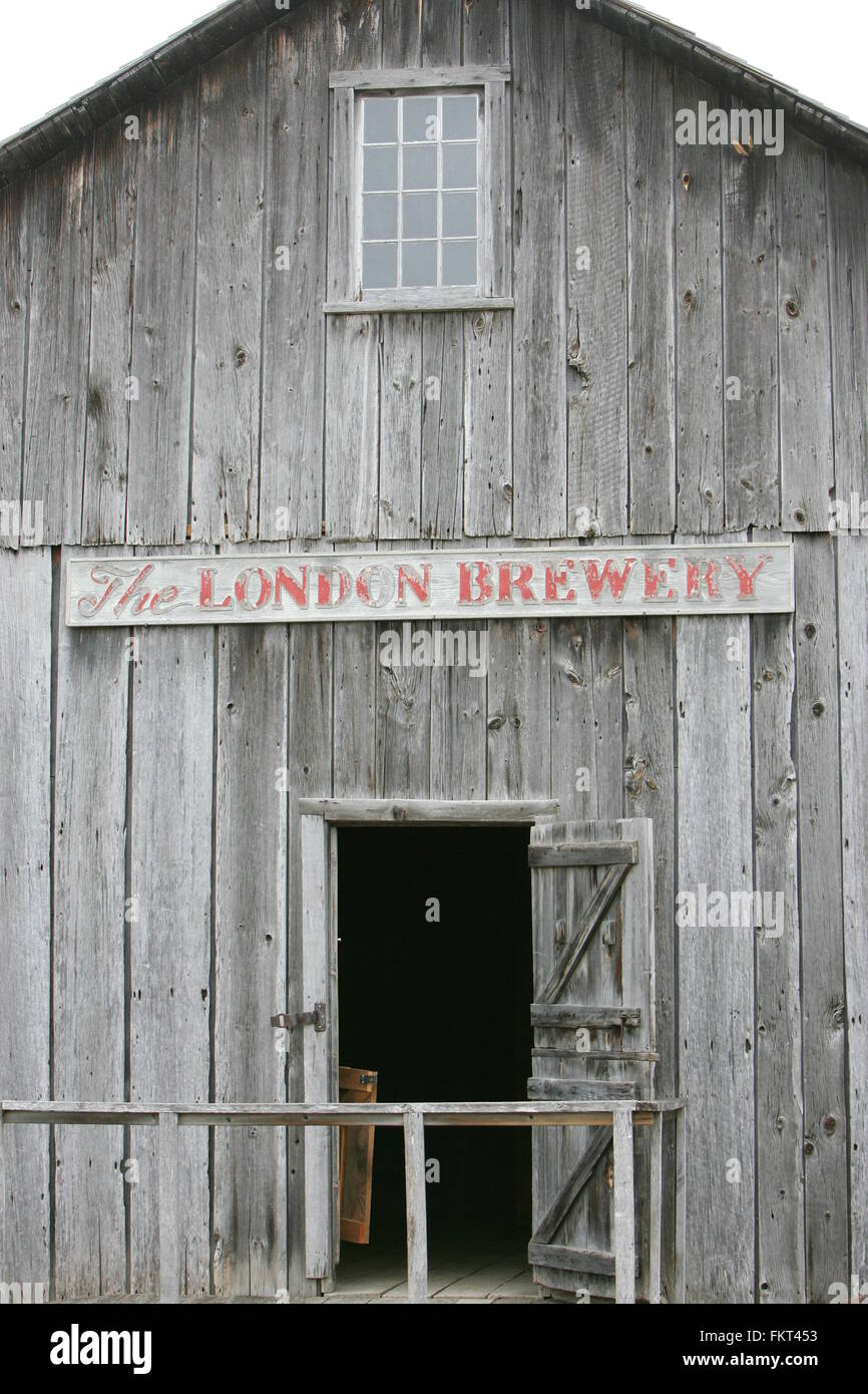 London Brewery - Stock Image
