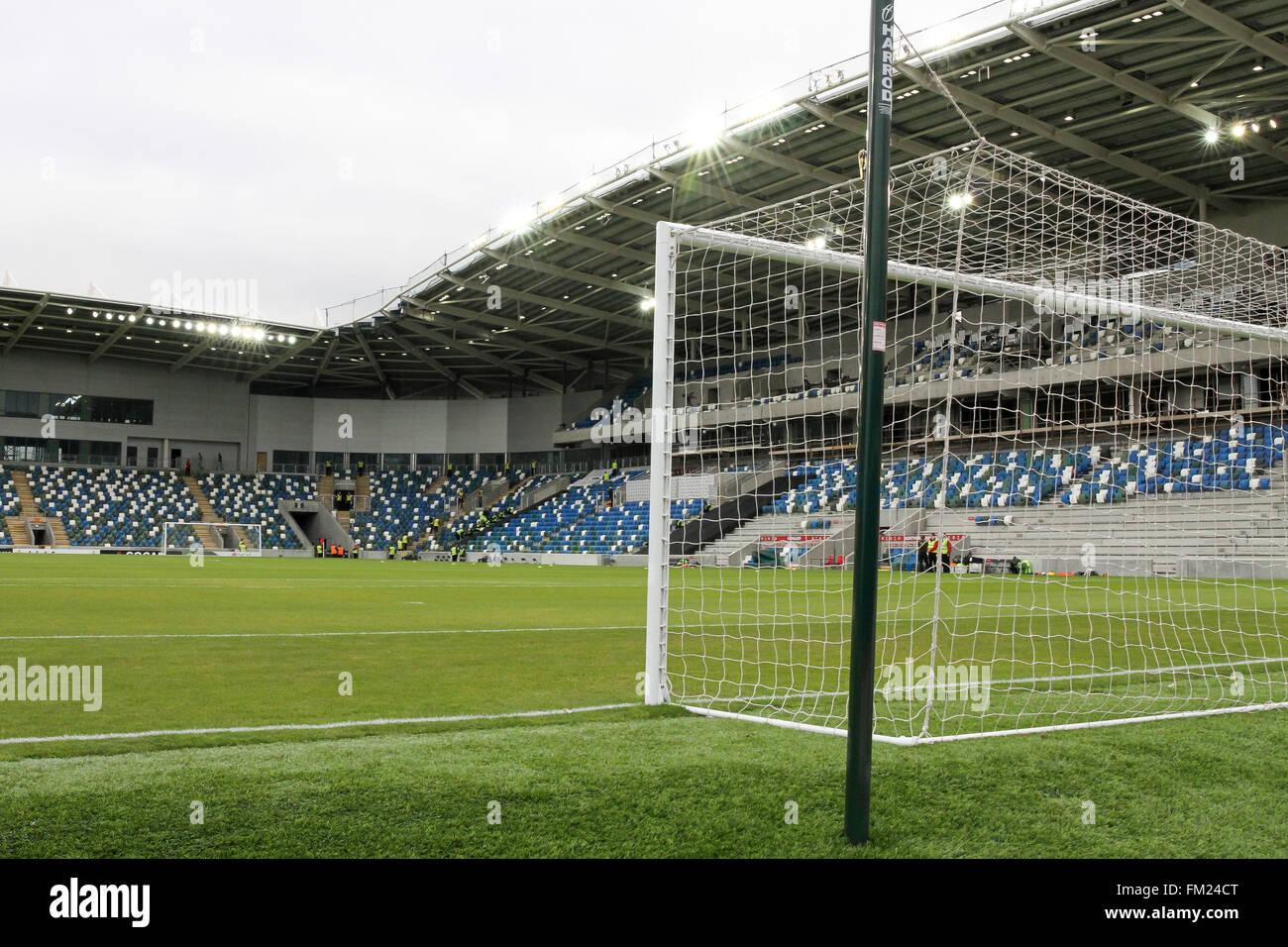 The National Football Stadium, Windsor Park , Belfast ...