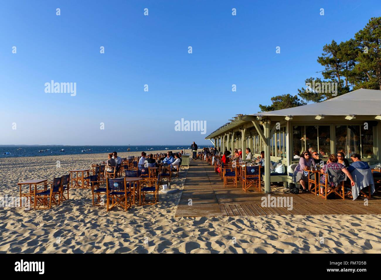 Plage Pereire High Resolution Stock Photography And Images Alamy