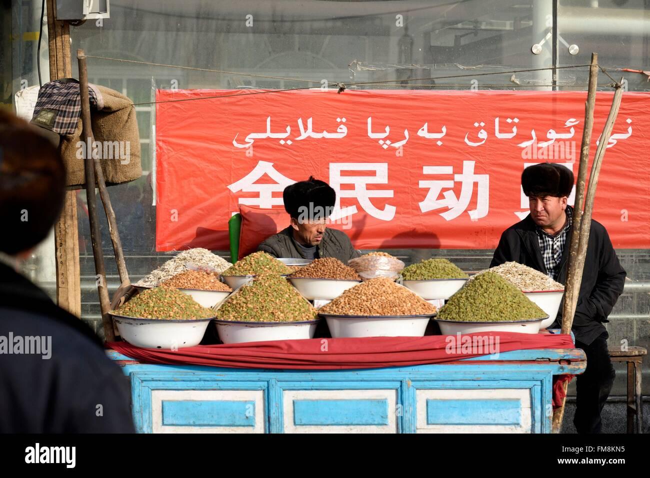 China, Xinjiang Uyghur Autonomous Region, Kashgar (Kashi