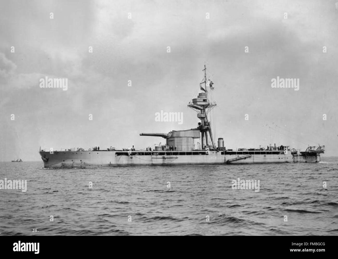 HMS Marshal Ney - Stock Image