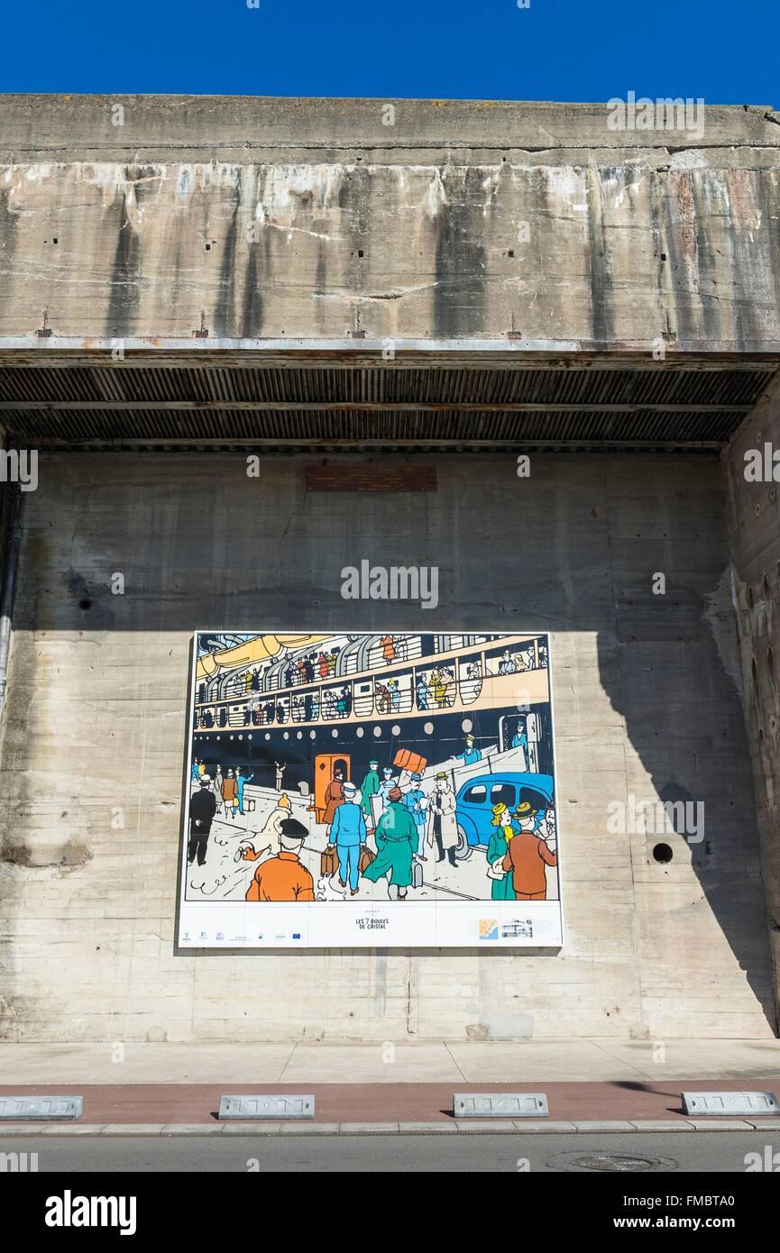 Tintin And Snowy Stock Photos & Tintin And Snowy Stock