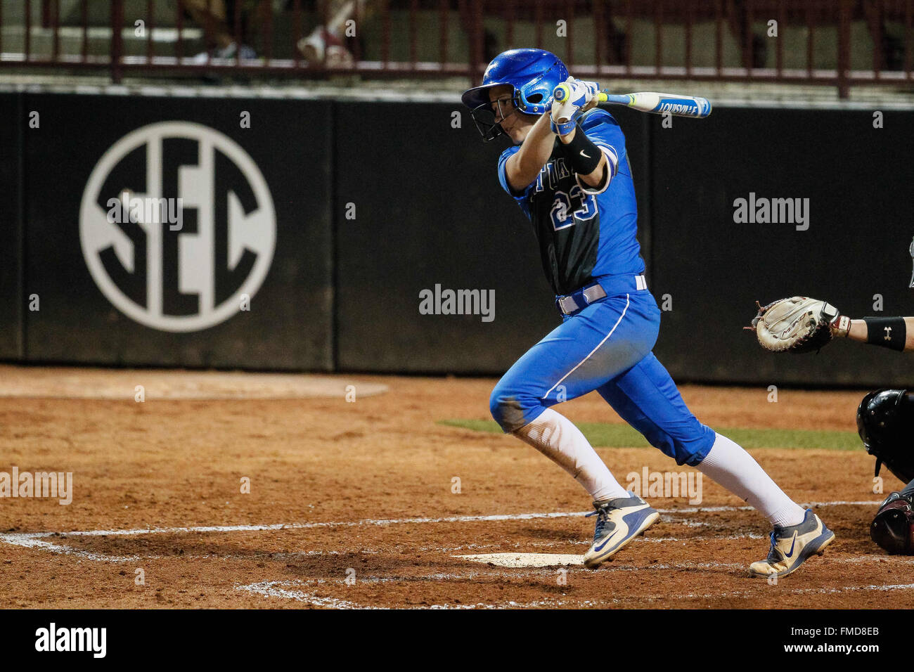 Columbia, SC, USA  11th Mar, 2016  Katie Reed (23) of the