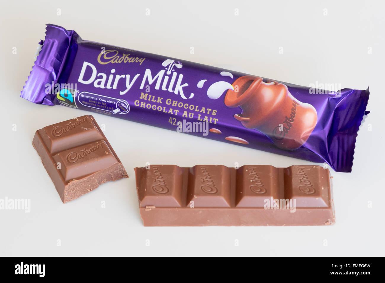 Cadbury Dairy Milk Chocolate Bar  Pack