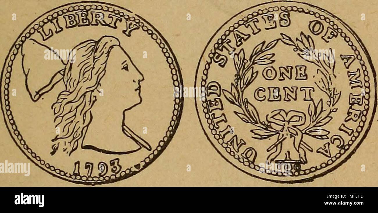 the rare coins of america england ireland scotland france stock
