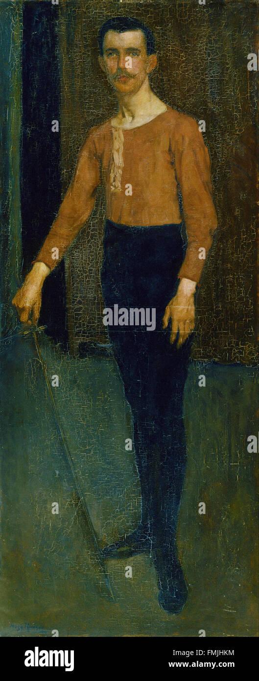 Hugh Ramsay - The foil - Stock Image