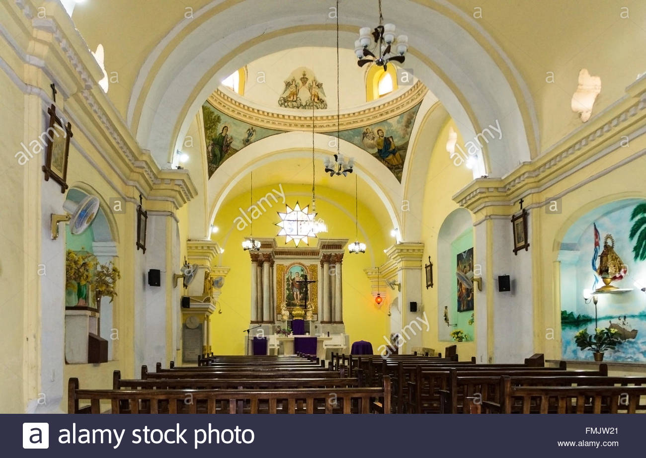 3ae06464e5c Saint Lazarus or San Lazaro church. Architecture and interior details The  church is located inside
