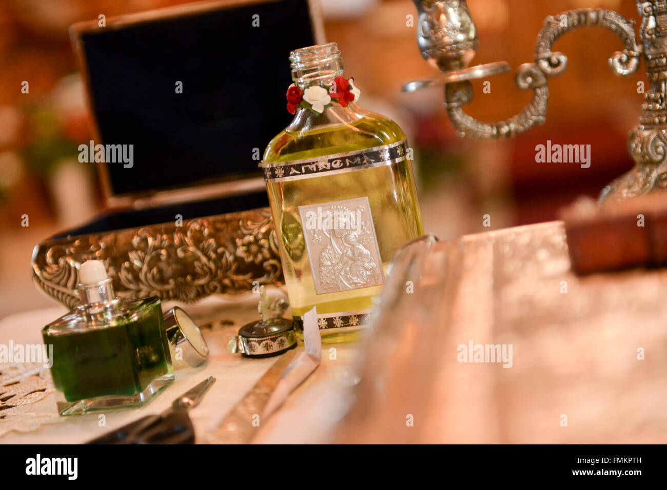 Anointing Oil Stock Photos & Anointing Oil Stock Images - Alamy