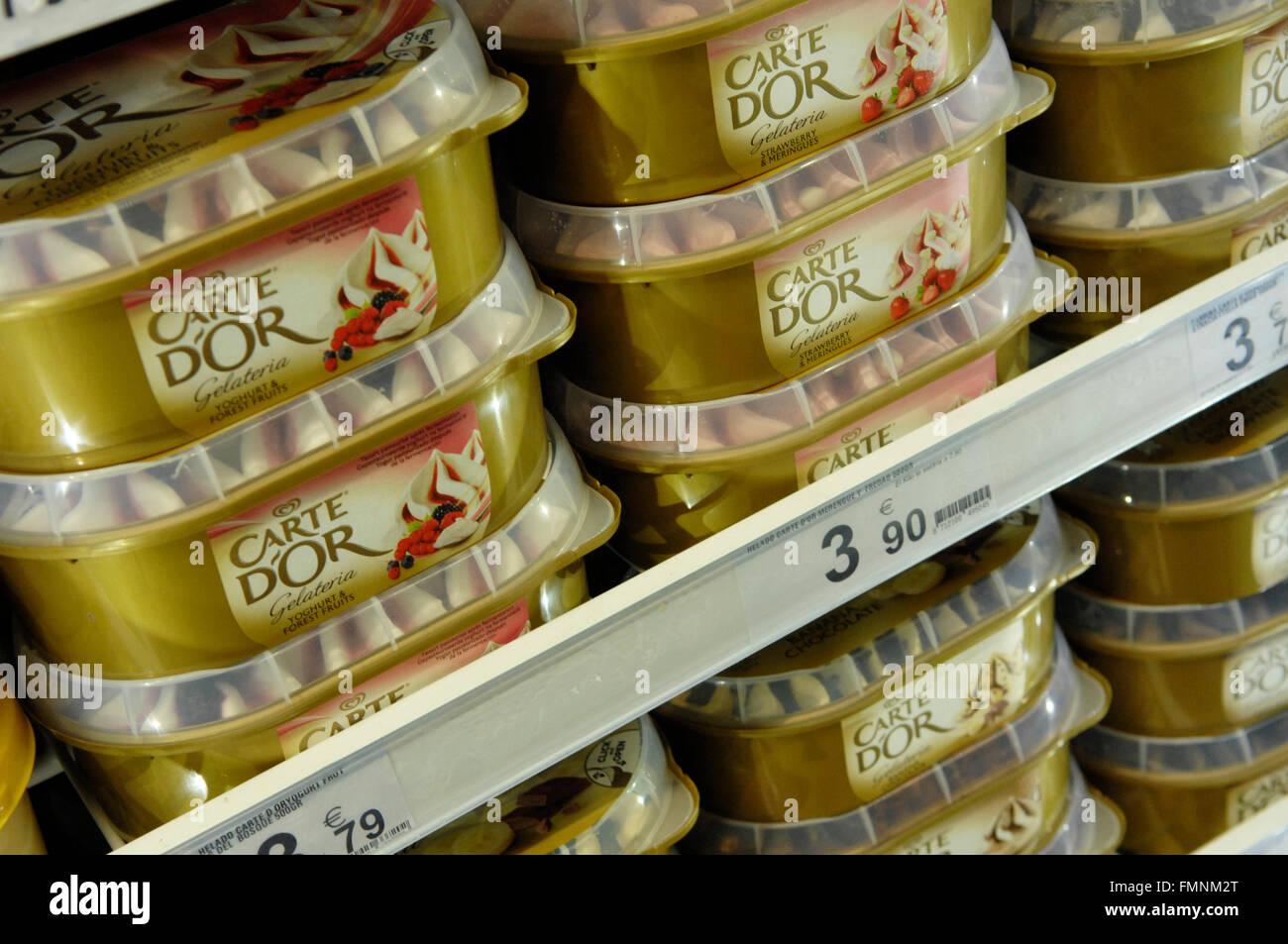 Carte Dor Stock Photos Carte Dor Stock Images Alamy