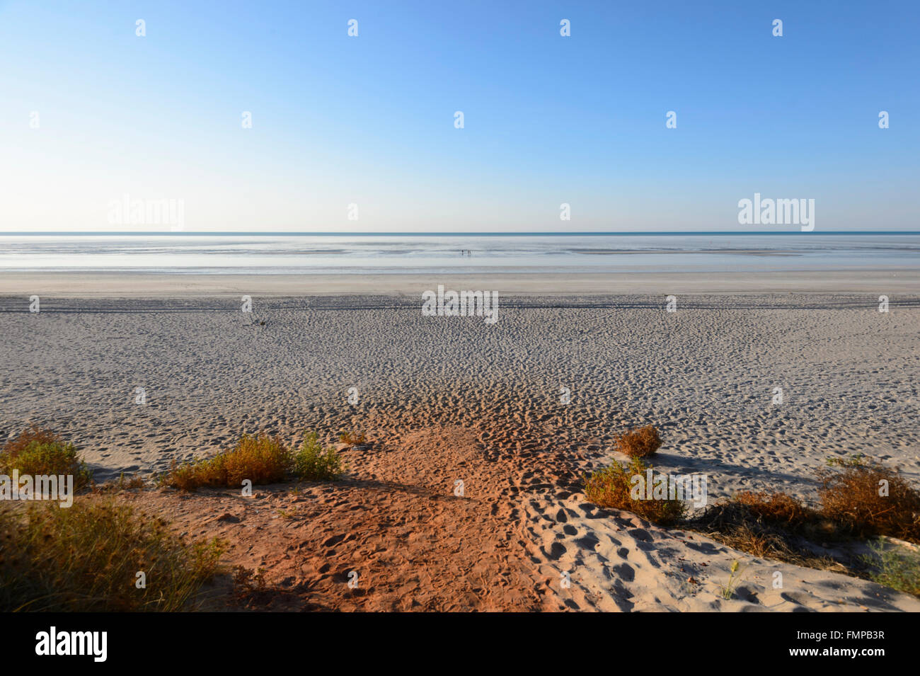 Eighty Mile Beach, Western Australia, WA, Australia - Stock Image