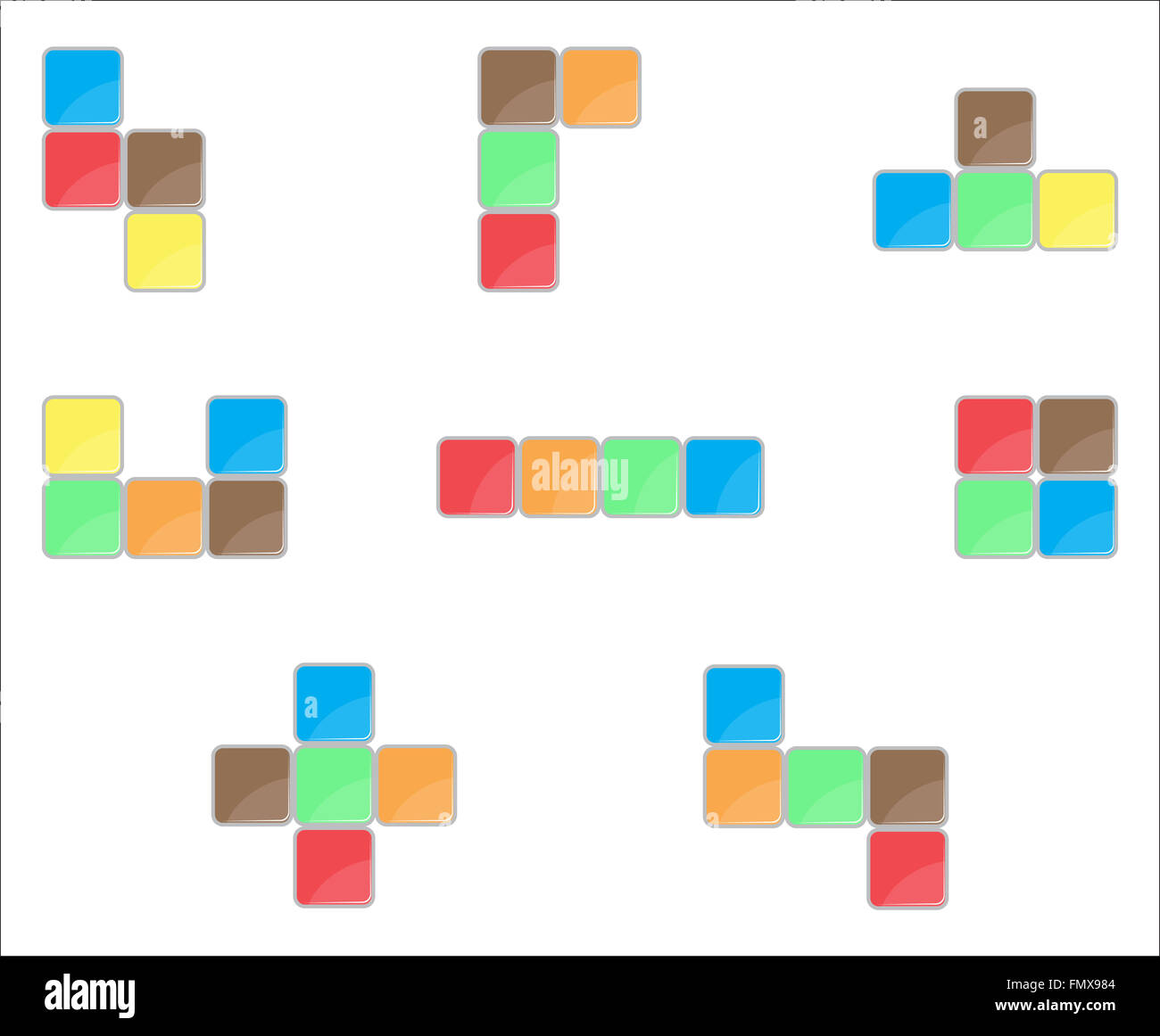 Tetris element set color design puzzle tetris game blocks computer puzzle tetris game blocks computer game video game element leisure game color shape block ccuart Choice Image