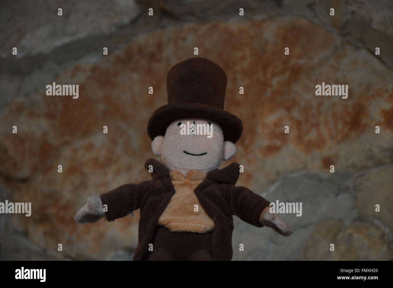 Layton the Detective and Teacher - Stock Image