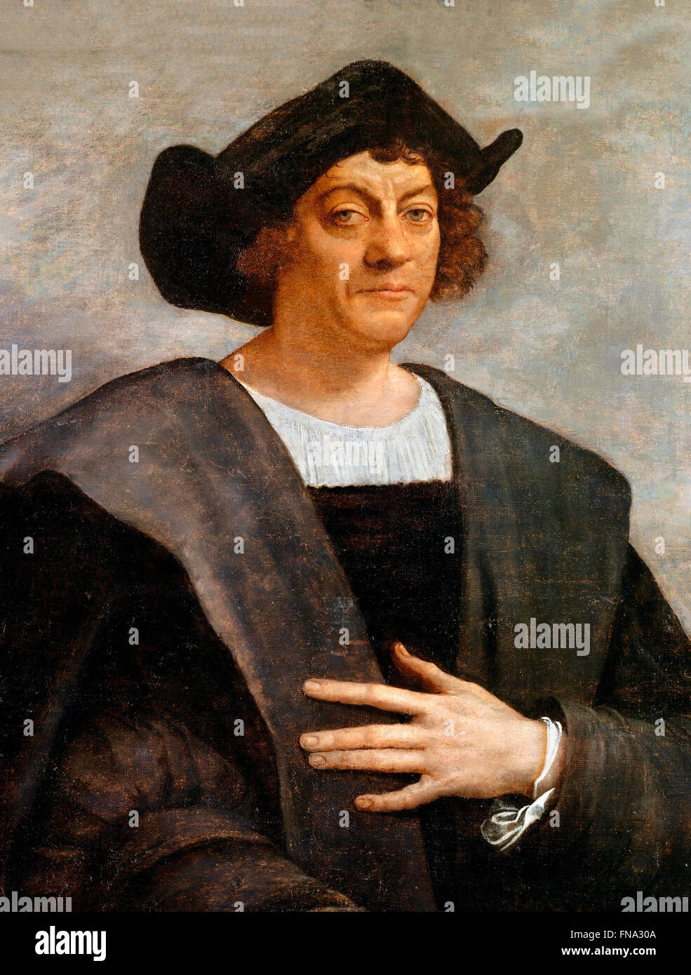the universal view of christopher columbus Suzan harjo, an american indian, and philip piccigallo, of the sons of italy in america, debate the controversial history of christopher columbus.