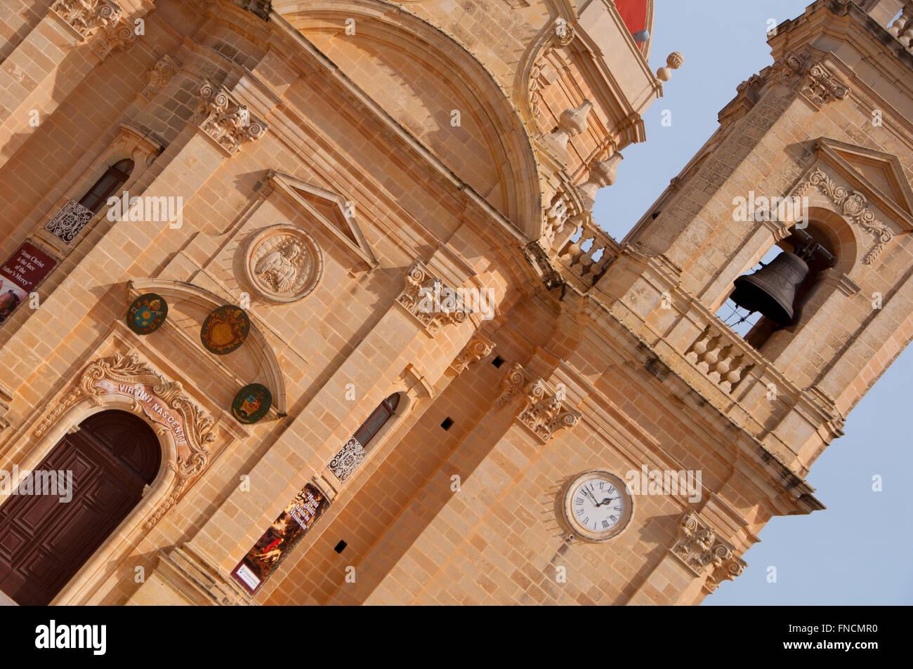 Xaghra, Gozo, Malta - Stock Image