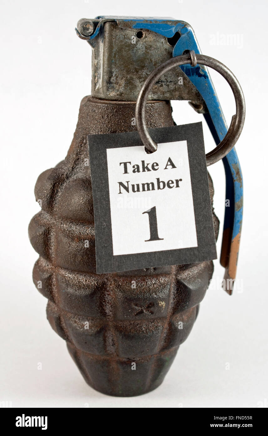 Grenade Pin Stock Photos & Grenade Pin Stock Images - Alamy