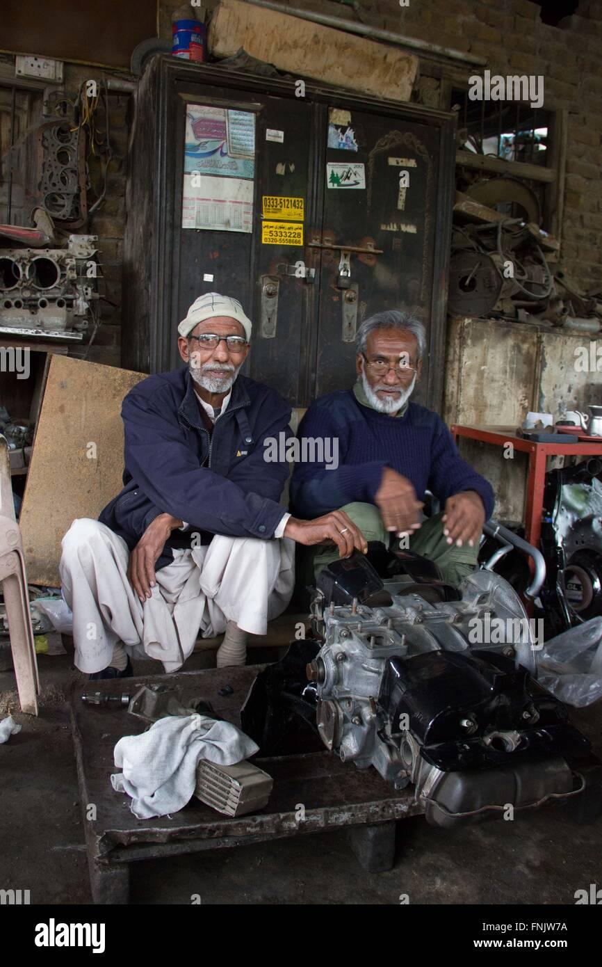 Cars Repair Shop Islamabad