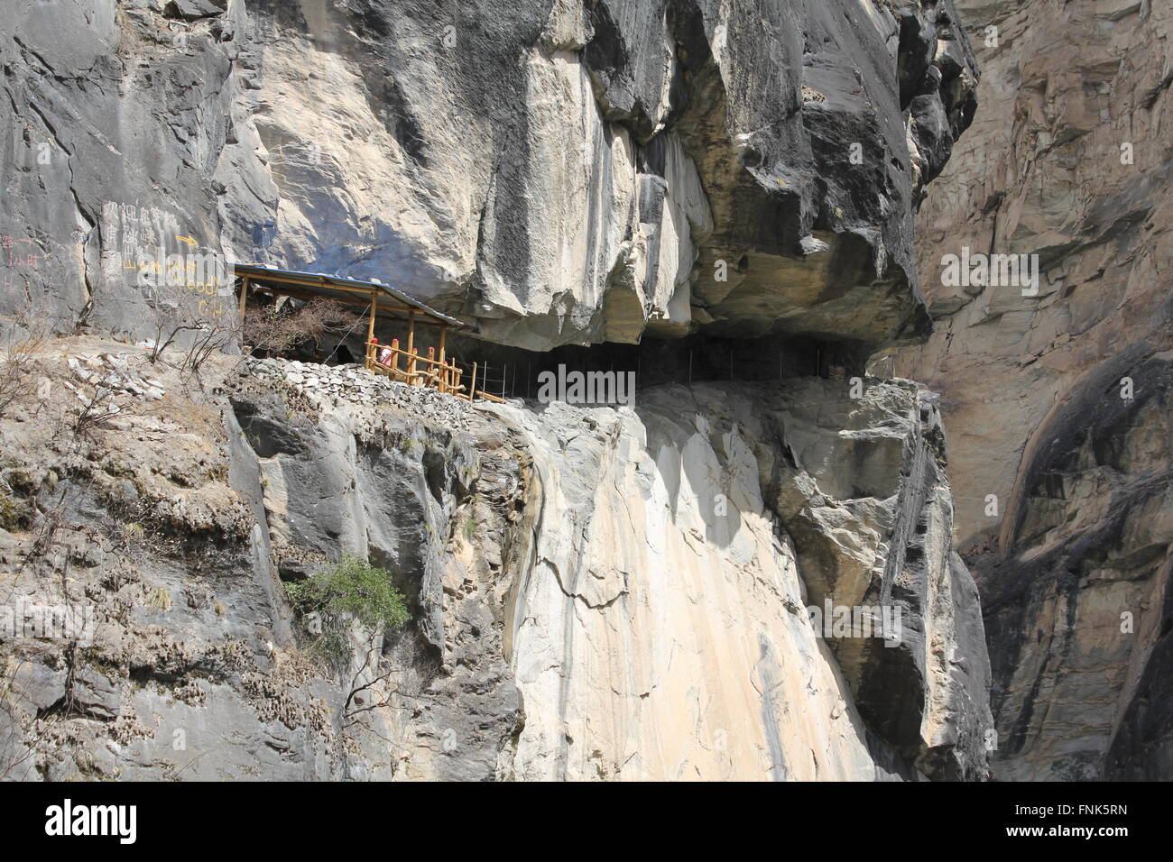 Tiger Leaping Gorge, China. - Stock Image