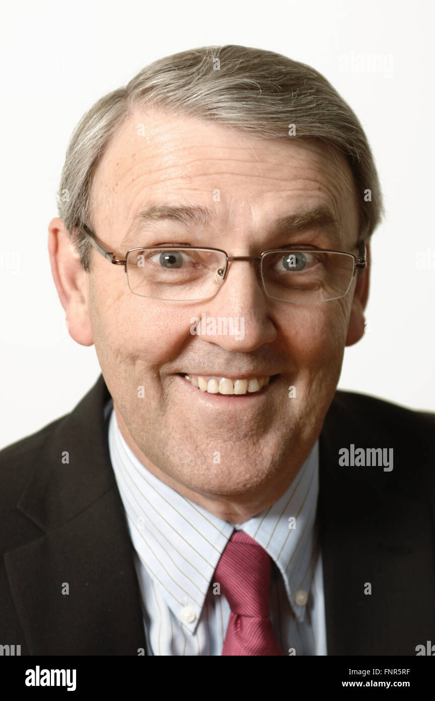 Kevin Murray Chairman of Public Relations at Chime Communications - Stock Image