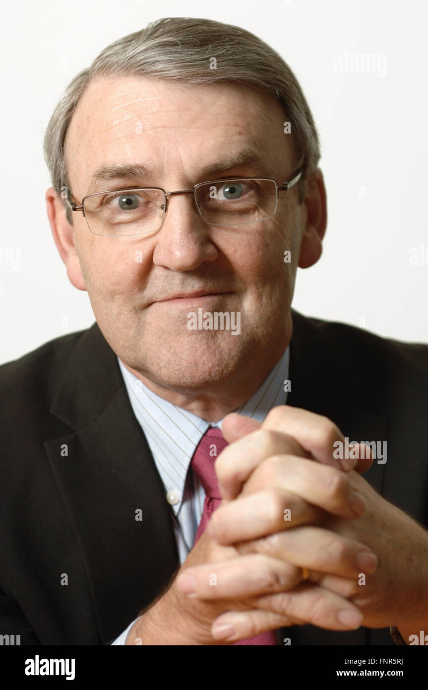 Kevin Murray Chairman of Public Relations at Chime Communications Stock Photo