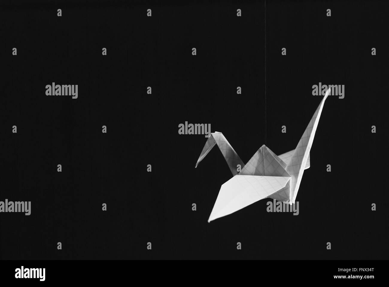 Origami Crane Stock Photos & Origami Crane Stock Images ... - photo#49