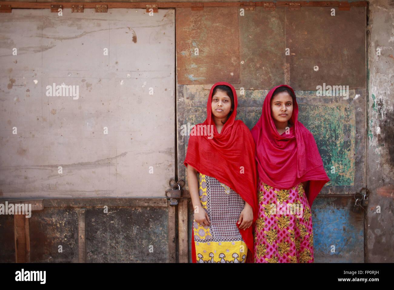 Girl dhaka yaba in 2 held
