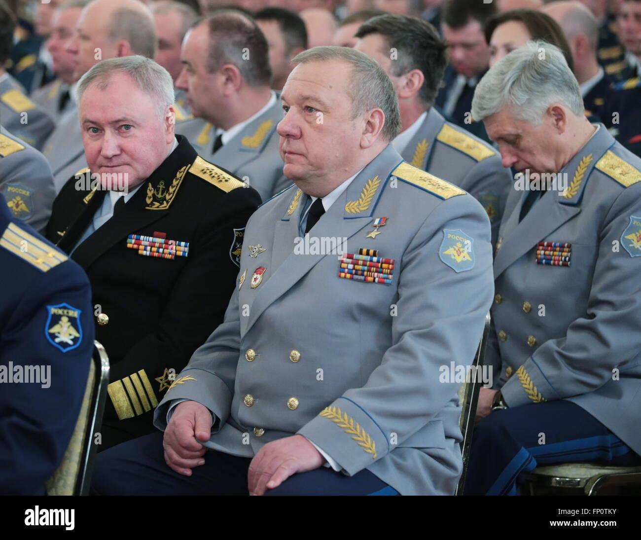 General Shamanov: biography, family, children, photo 88