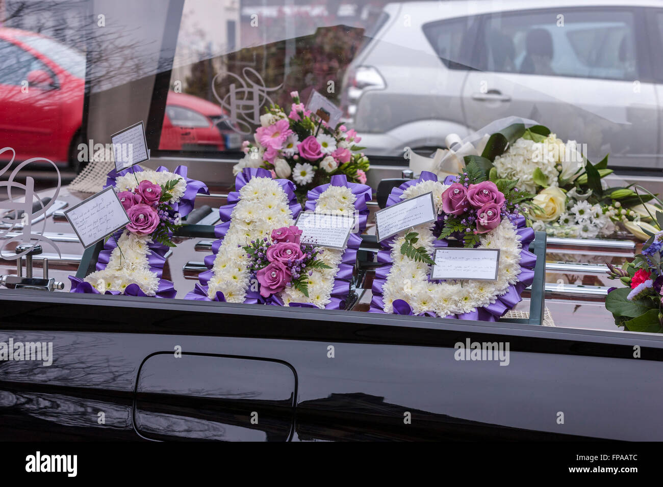 Northampton uk 18th march 2016 park avenue methodist church northampton uk 18th march 2016 park avenue methodist church park ave north family and friends attend a memorial service for india chipchase who was izmirmasajfo