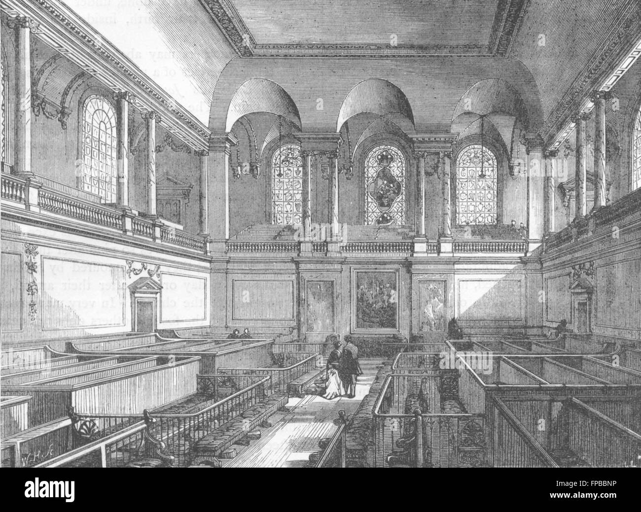 Thank for London foundling hospital join. was