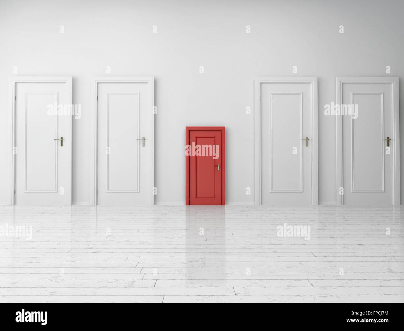 The Empty Door