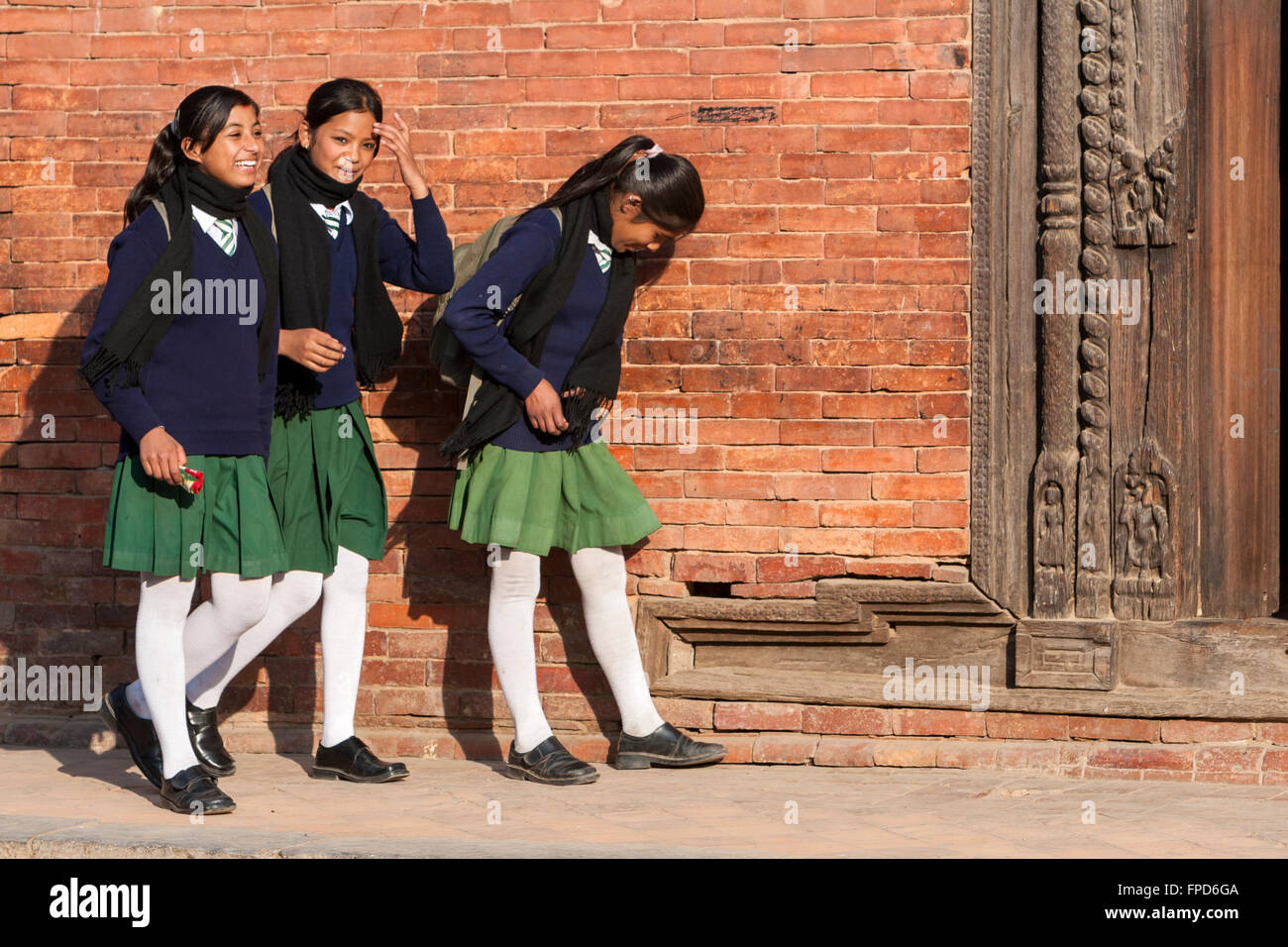 Nepali Girls Stock Photos Nepali Girls Stock Images Alamy