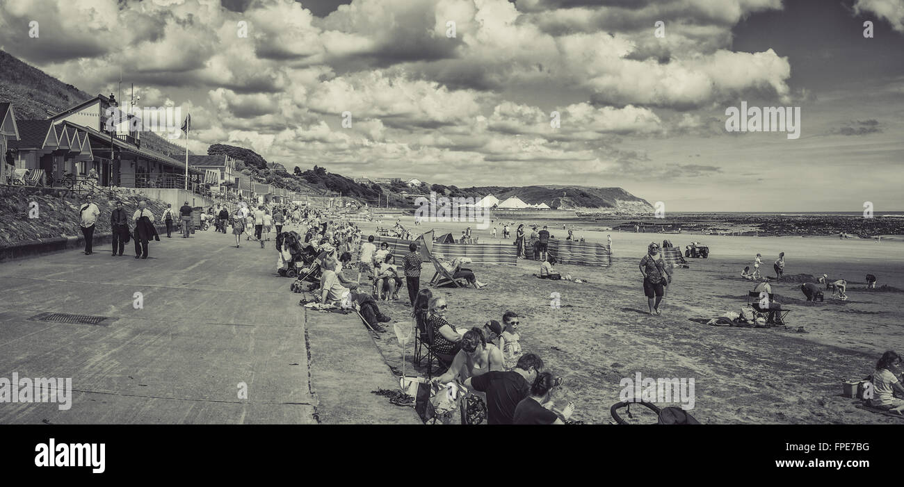Images of Scarborough - Yorkshire - Stock Image